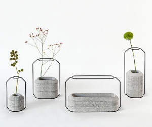 vaso linha 3D