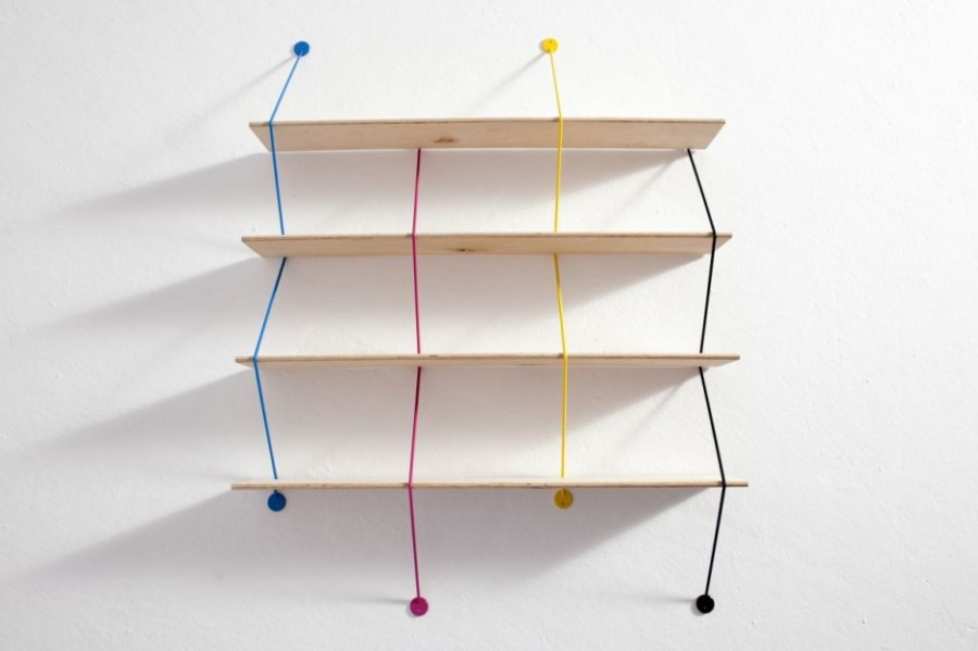 A sustent vel leveza do mobili rio de hoje desenho em l for Estantes reciclados