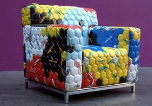 ball chair de  David Di Benedic